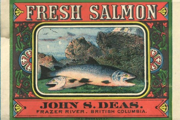 Remembering the Black Man Who Pioneered B.C.'s Salmon Canning Industry