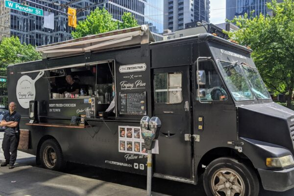 Food Trucks May Be the Answer in a Pandemic. But Can They Survive a Summer Without Vancouver Crowds?