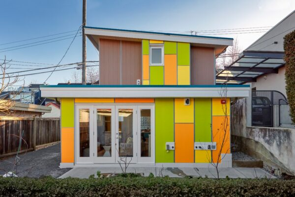 Inside 9 of Vancouver's Coolest Laneway Houses