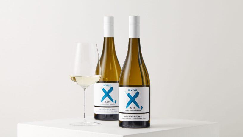 Sarah Jessica Parker Invivo, SJP wine