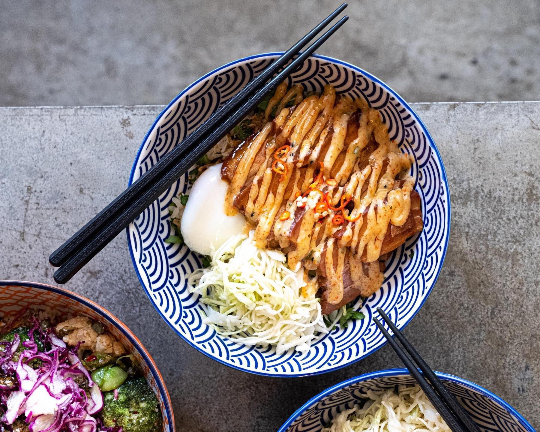 Torafuku Kickass Rice