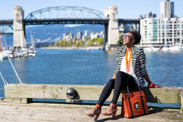 The Kenyan-Canadian Entrepreneur Connecting African Artistry to Vancouver Fashion