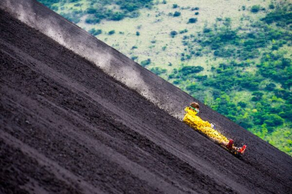 That Time I Surfed Down the Side of an Active Volcano