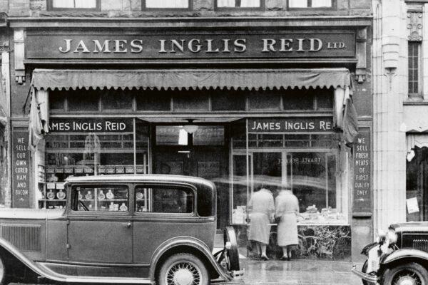 The Beloved Scottish Butcher Shop That Saw Granville Street Through Two World Wars
