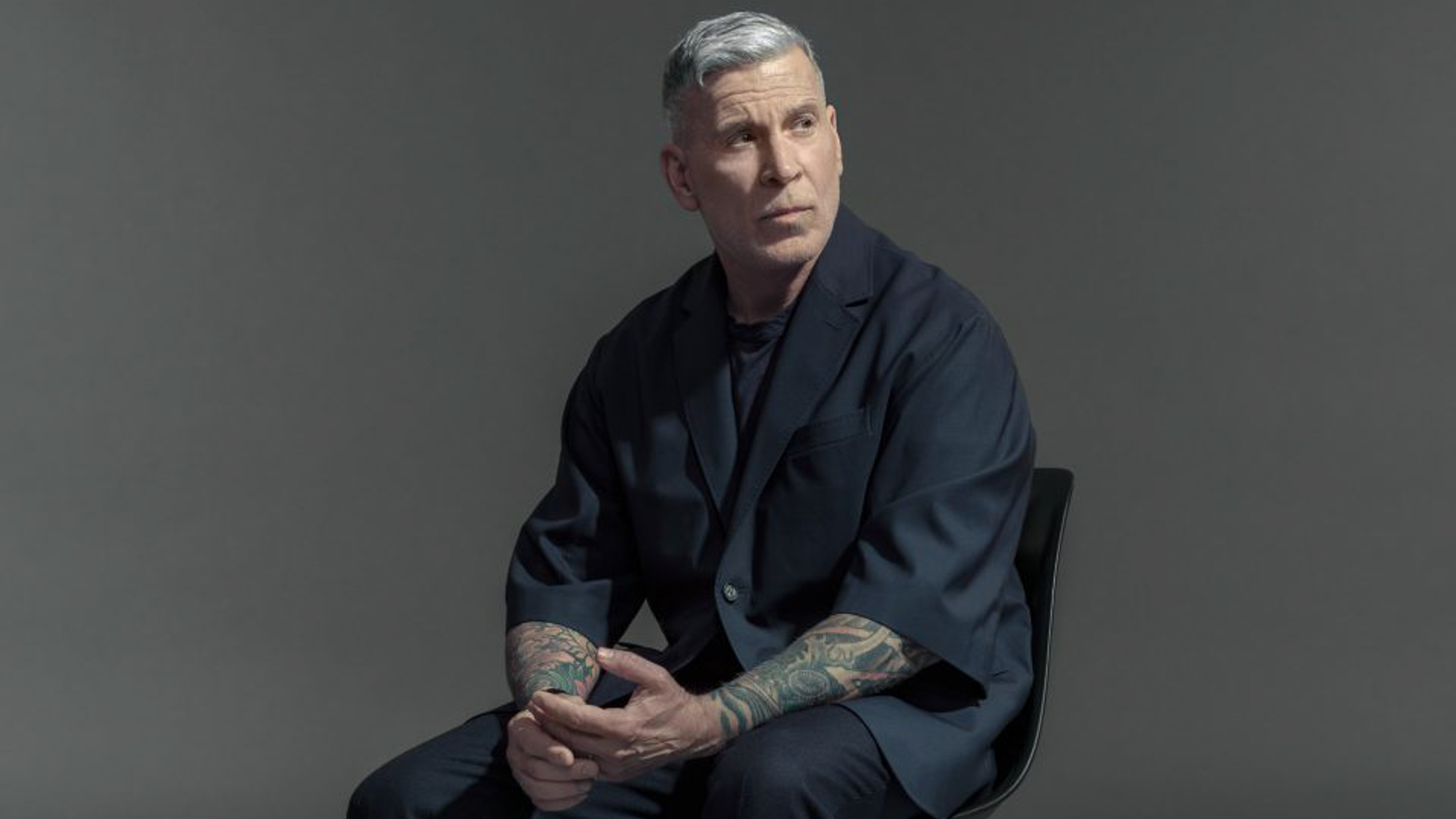 Catching Up With Fashion's Free Agent, Nick Wooster