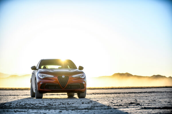 Alfa Romeo's Sporty New SUV Moves Like Nothing Else in Its Class