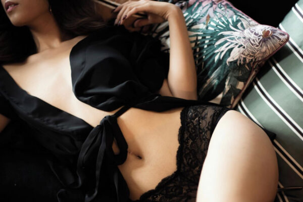 The Secret to This Sexy New Canadian Lingerie? It's Scented