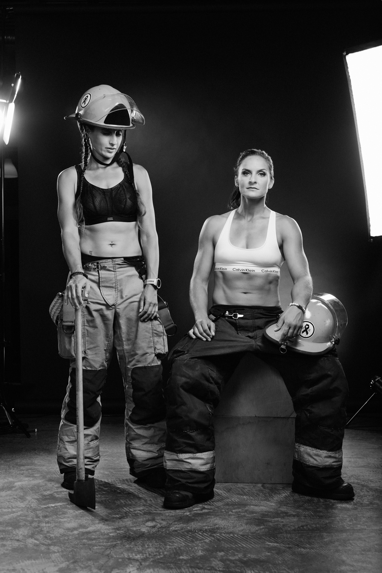 A New Generation of Female Firefighters Is Changing the Face of Vancouver's Hottest Fundraising Calendar