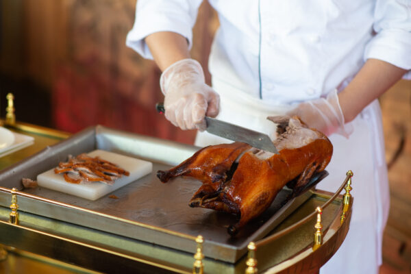 Vancouver's Newest Beijing Duck Restaurant Serves a 154-Year-Old Recipe With Style