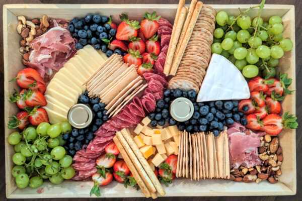 The Art of Building Your Own Cheese and Charcuterie Board at Home