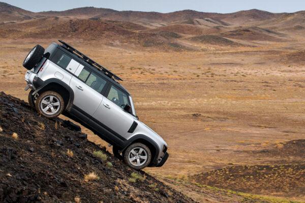 Three Ways Range Rover Has Modernized Its Classic SUVs