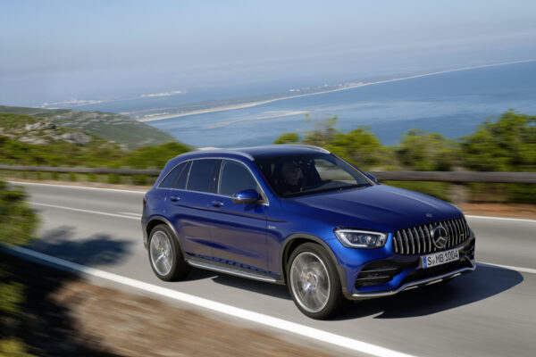 Mercedes' Updated SUV Is a Sporty Drive You Won't Have to Mothball for a Vancouver Winter