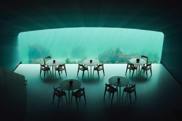 Restaurants at the Edge of the World