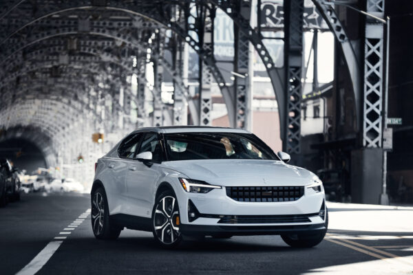 The Polestar 2 Is a True EV Contender to Tesla's Reign in Vancouver