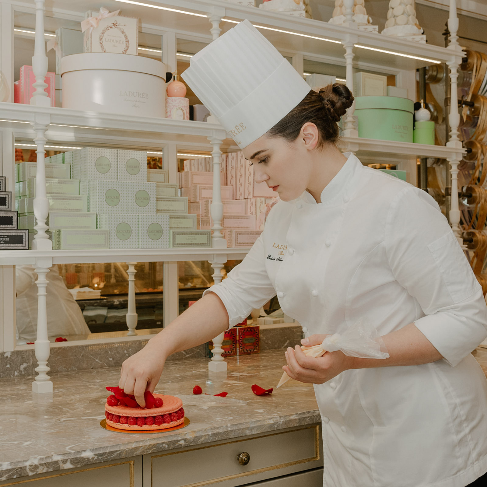 Techniques and Secrets from Master Pastry Chefs
