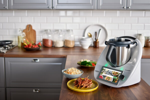 The Thermomix is a Kitchen Appliance for the All-Digital Generation