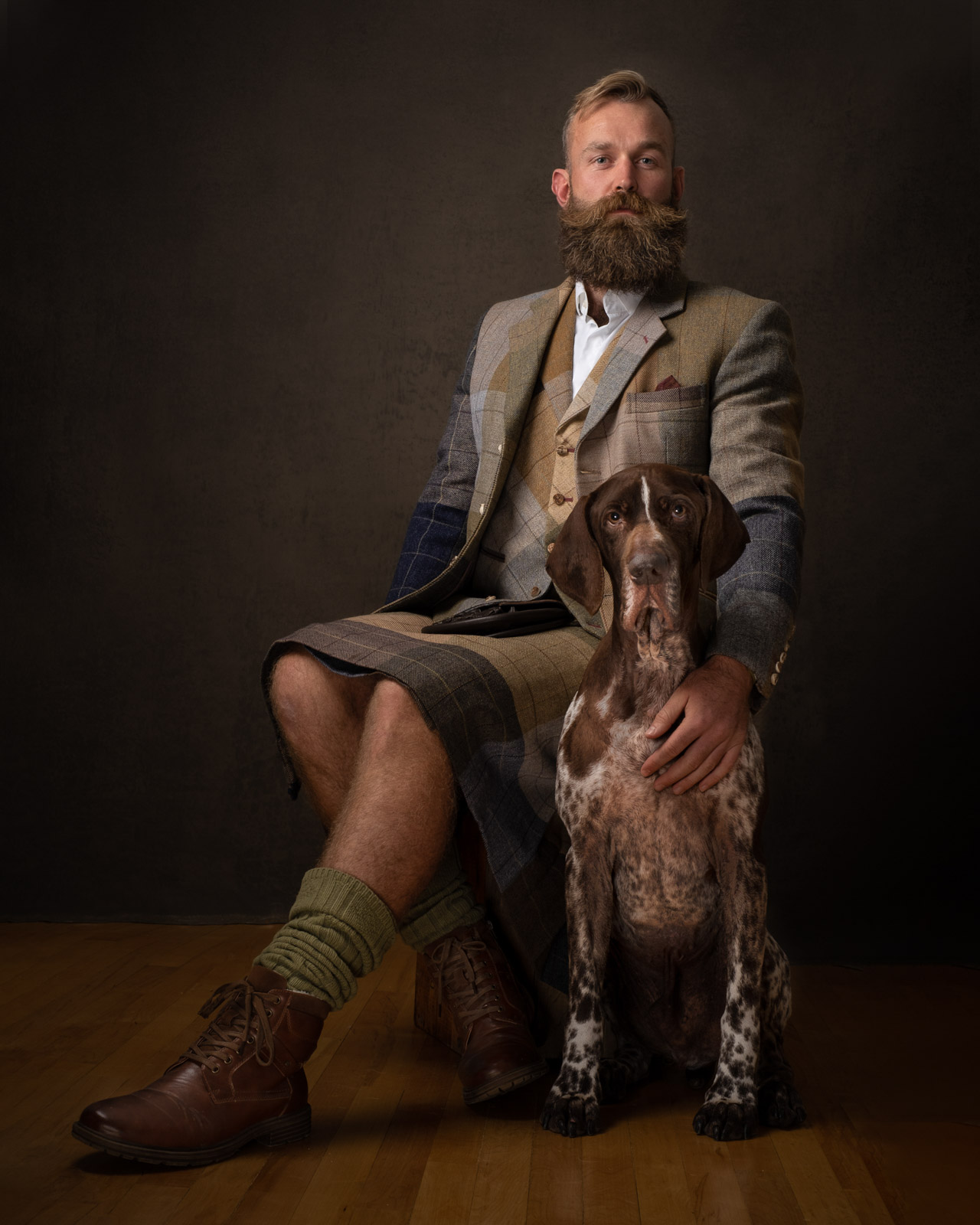 Canada's Premier Dog Photographer (and other unexpected photography stories)