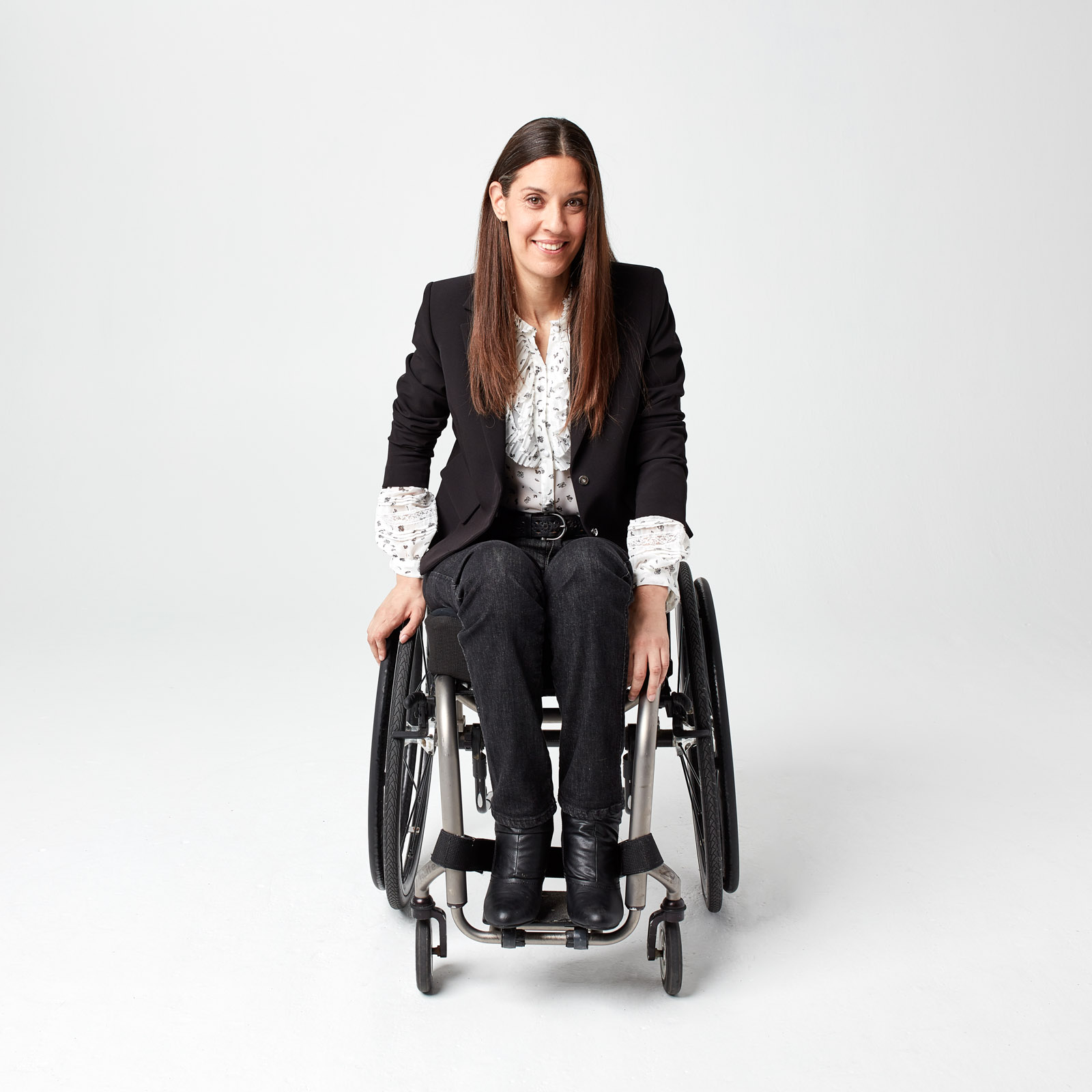 The Canadian Designer Creating Fashion for People in Wheelchairs