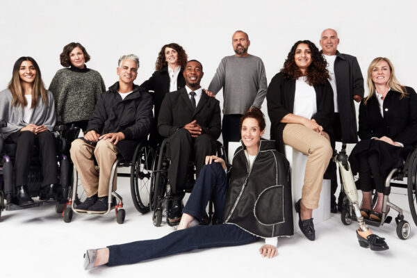 The Canadian Designer Who's Changing the Game for Wheelchair Fashion