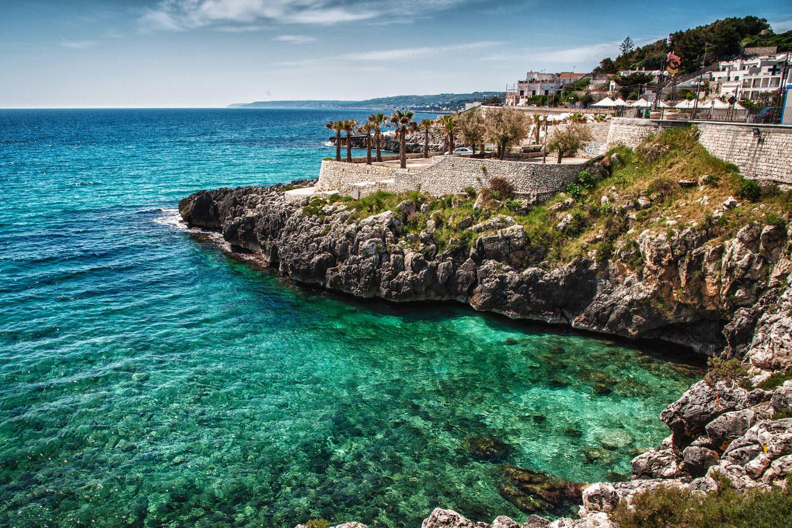Castro Marina, Puglia, southern Italy