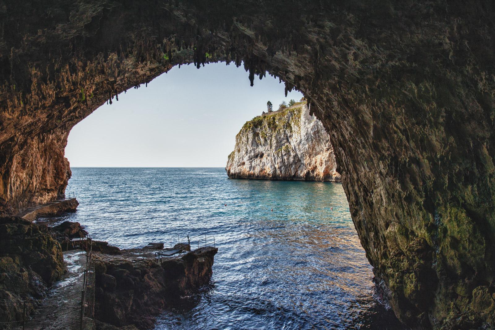Grotta Zinzulusa, Castro, Puglia, Italy