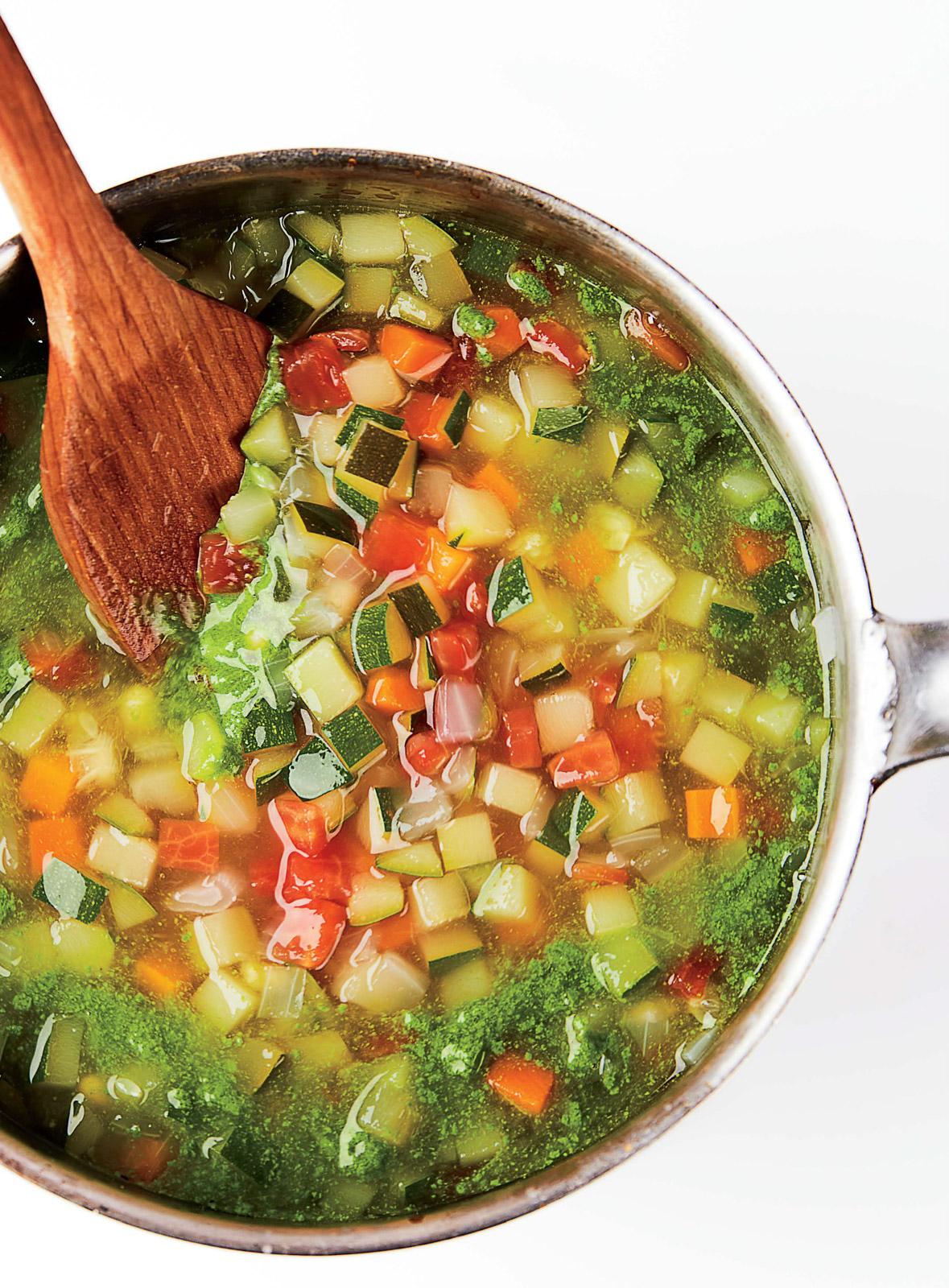 Vegetable Pistou