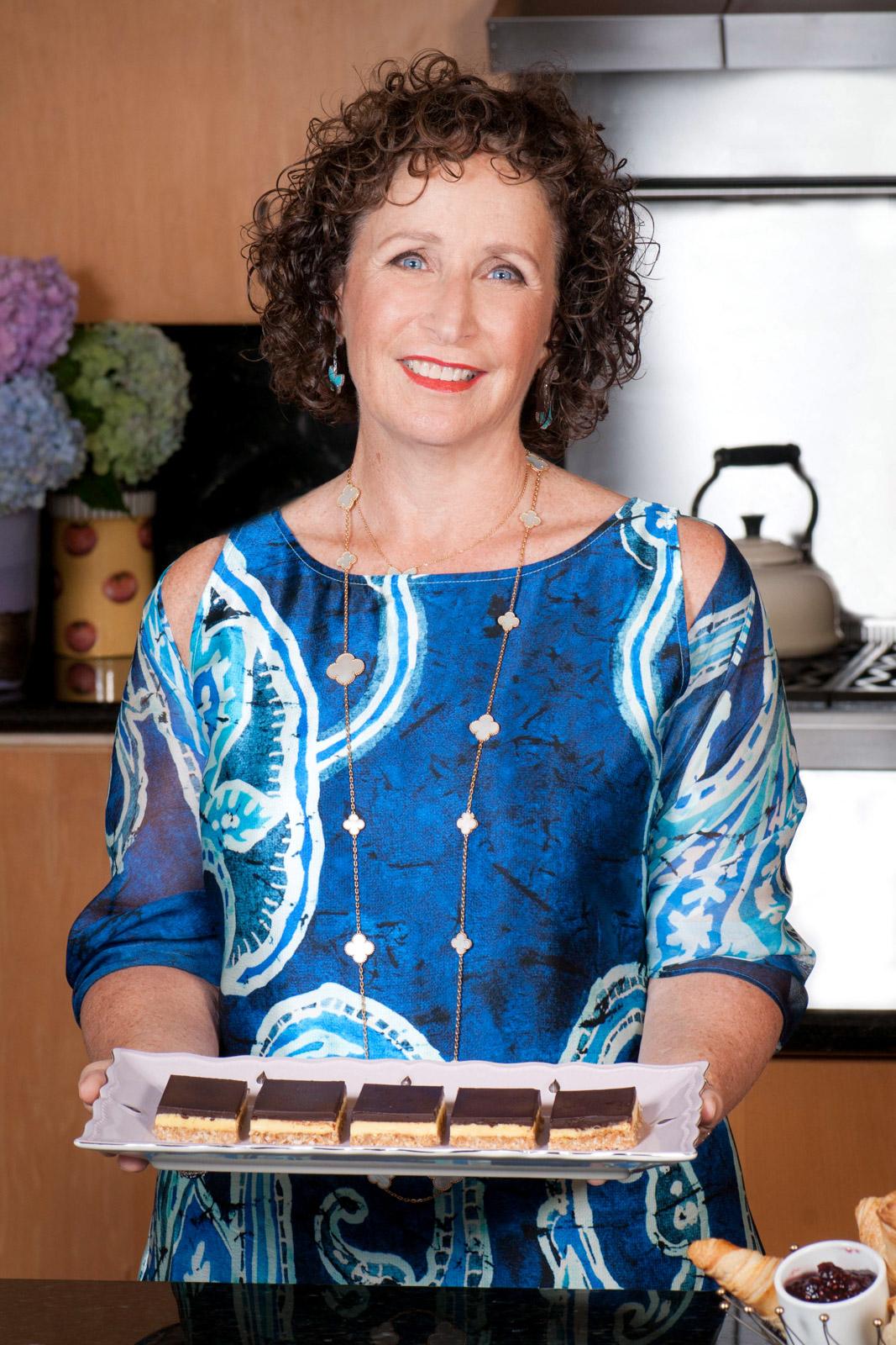 Susan Mendelson Nanaimo bars