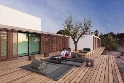 Gan Rugs outdoor space