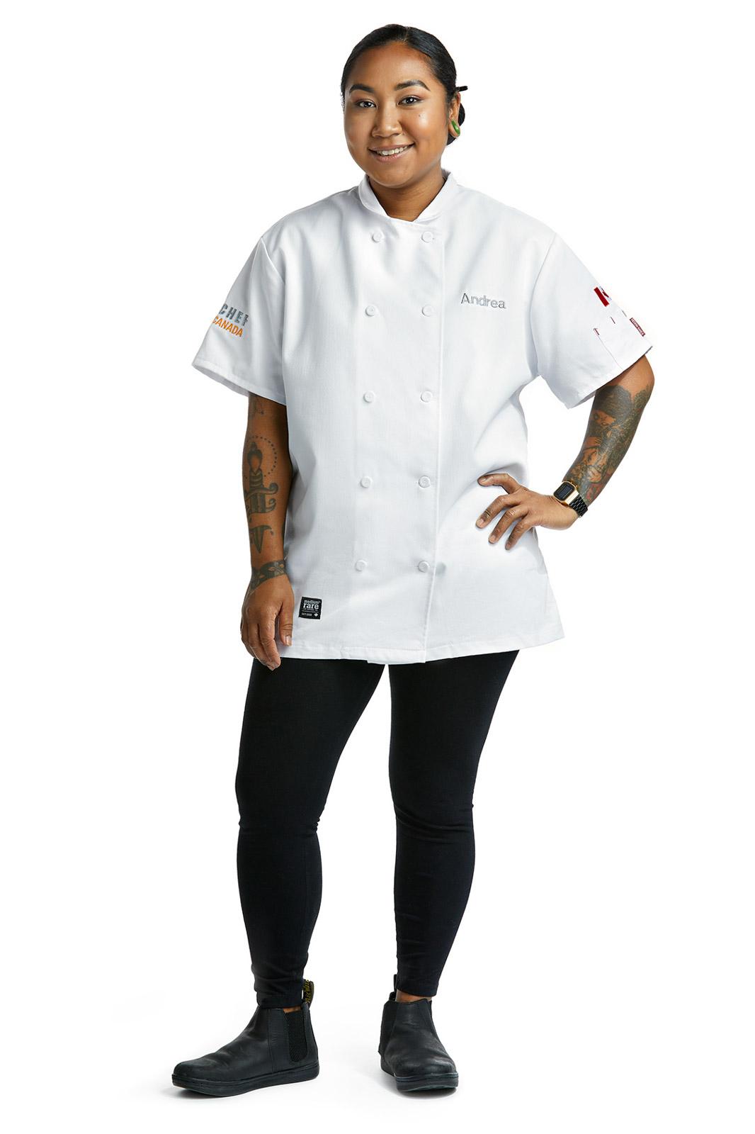 Chef Andrea Alridge Top Chef Canada