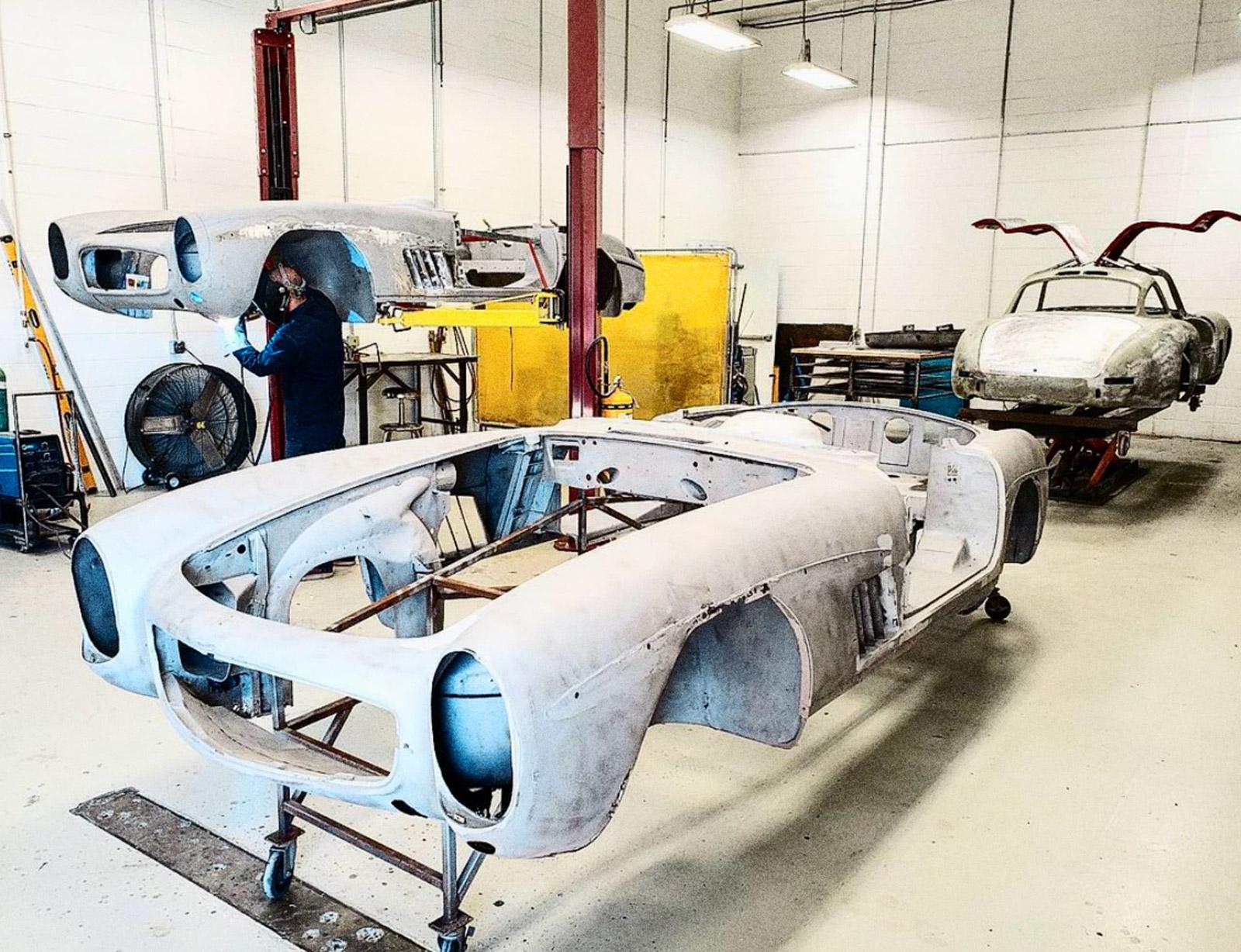 Coachwerks automobile restoration Victoria
