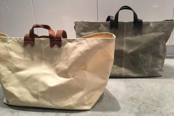 Linen Weekender bag by Love Fighter