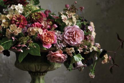 Sustainable Flower arrangement