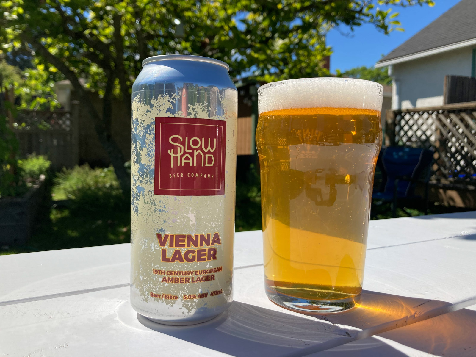 Vienne Lager Slow Hand