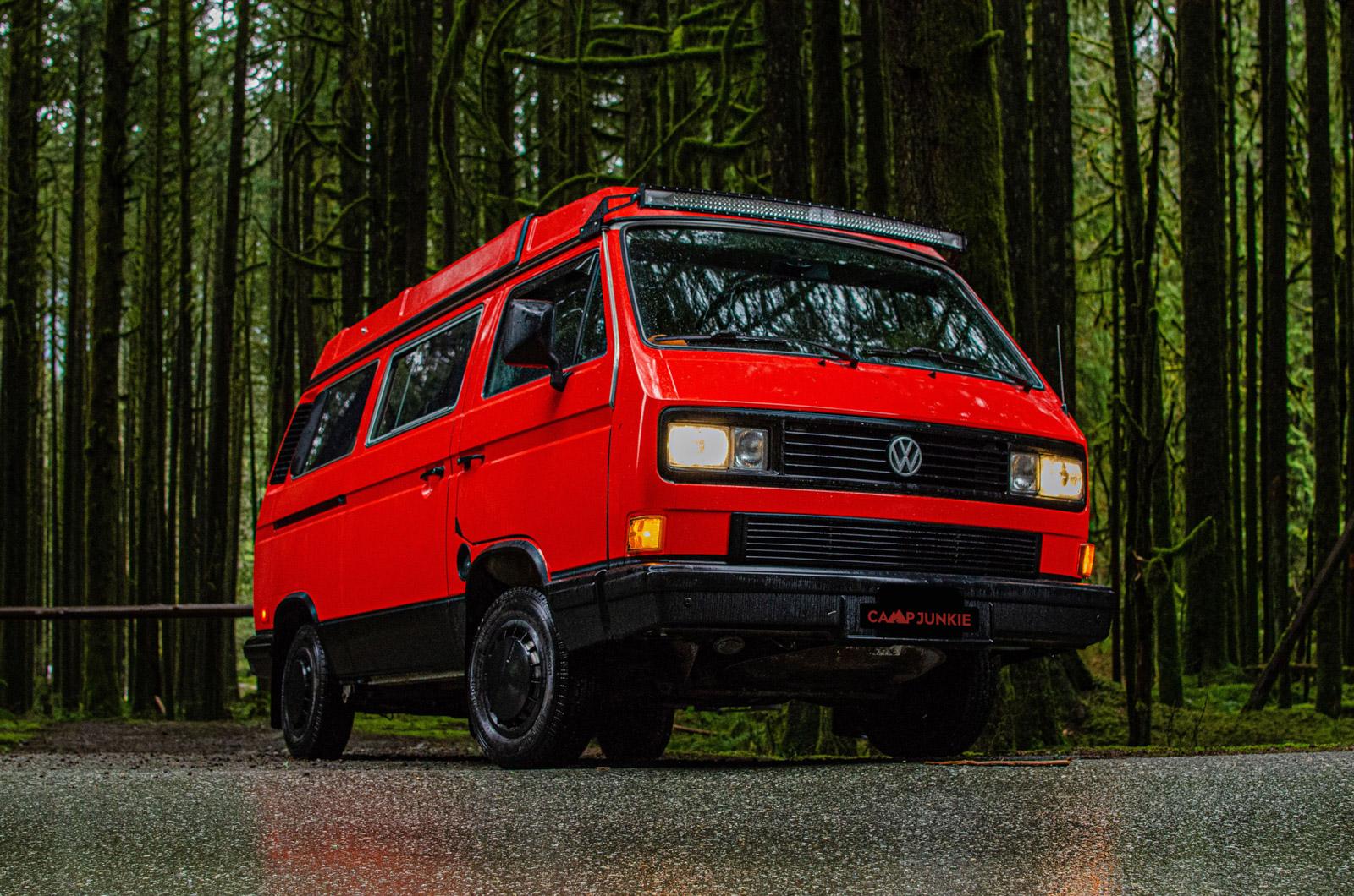 Camp Junkie Volkswagen